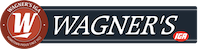 A theme logo of Wagner's IGA